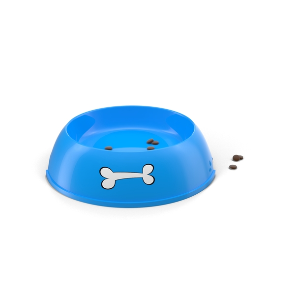 Dog Food Bowl Object
