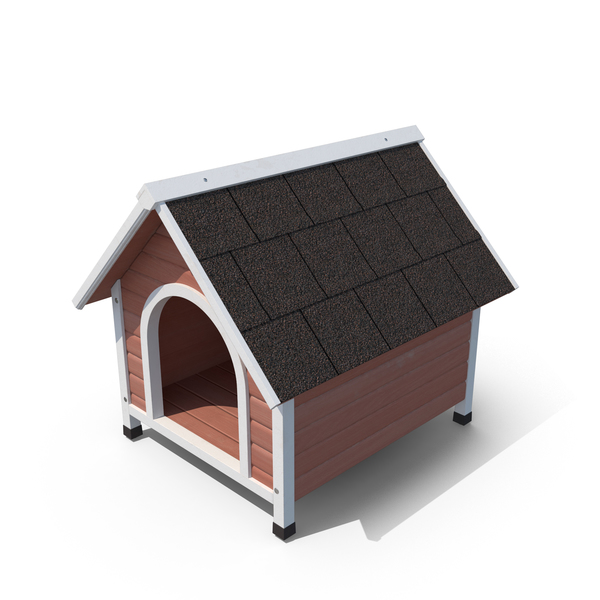 Dog house png images psds for download pixelsquid for Building a dog kennel business