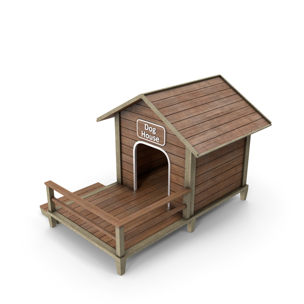 Dog House PNG & PSD Images