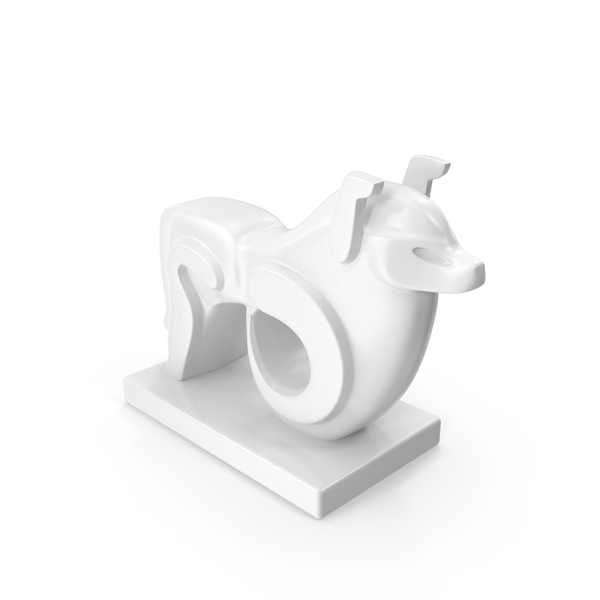 Dog Sculpture PNG & PSD Images