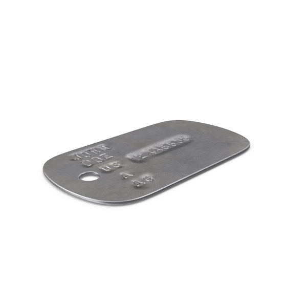 Dog Tag PNG & PSD Images