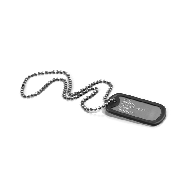 Dog Tags PNG & PSD Images