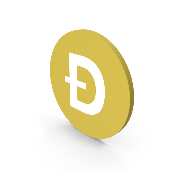 Cryptocurrency: Dogecoin PNG & PSD Images