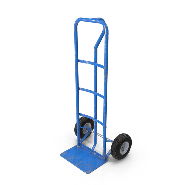 Dolly Hand-Truck Object