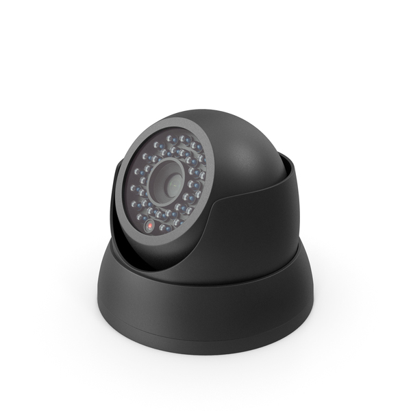 Security: Dome Camera PNG & PSD Images
