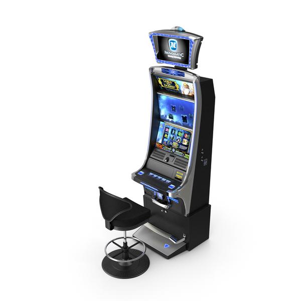 Dominator Slot Machine PNG & PSD Images