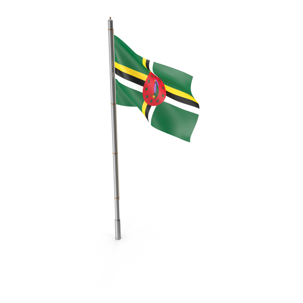 Dominica Flag PNG & PSD Images