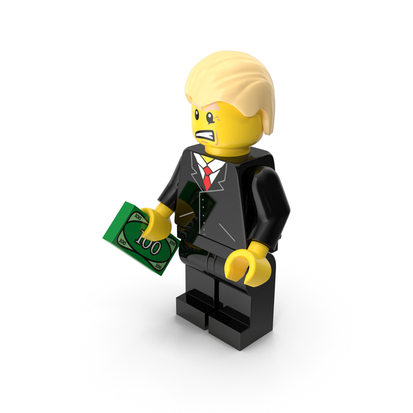 Donald Trump Lego PNG & PSD Images