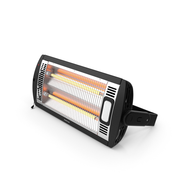 Donyer Power Quartz Tube Heater On PNG & PSD Images