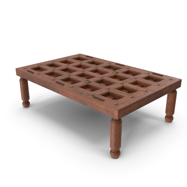 Door Coffee Table PNG & PSD Images