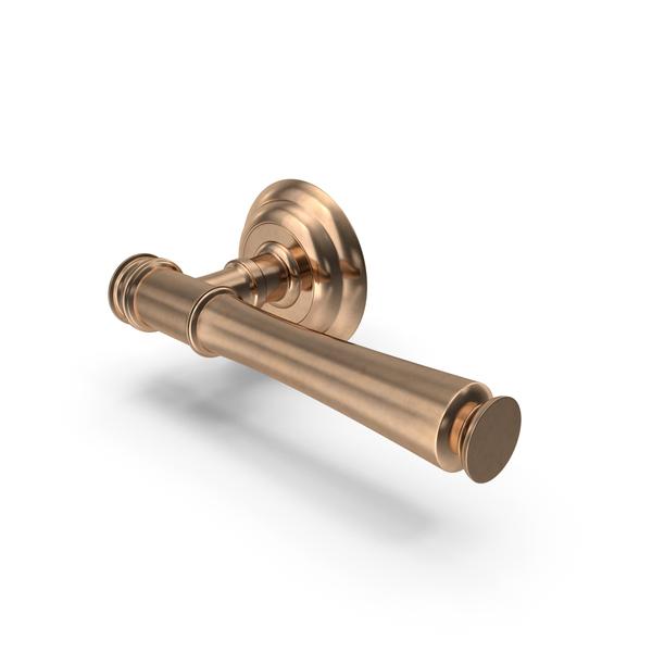 Doorknob: Door Handle Bronze PNG & PSD Images