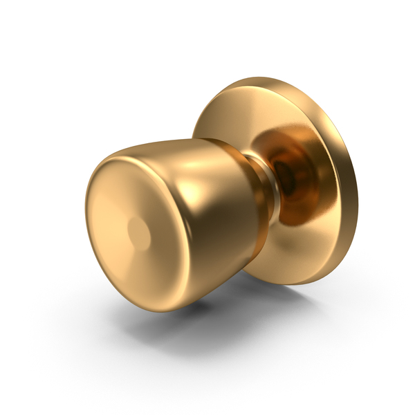 Doorknob: Door Knob Golden PNG & PSD Images