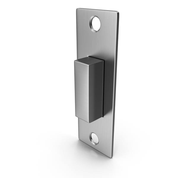 Door Lock Latch With Screwhead PNG & PSD Images