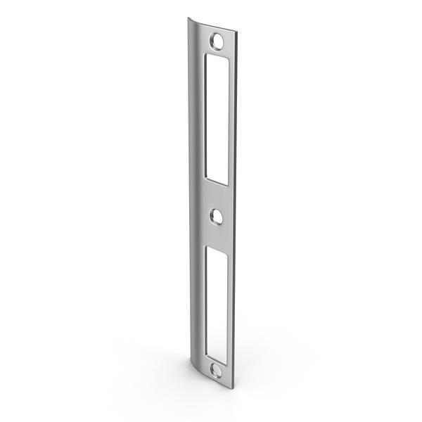 Hinge: Door Lock Strike Plate PNG & PSD Images