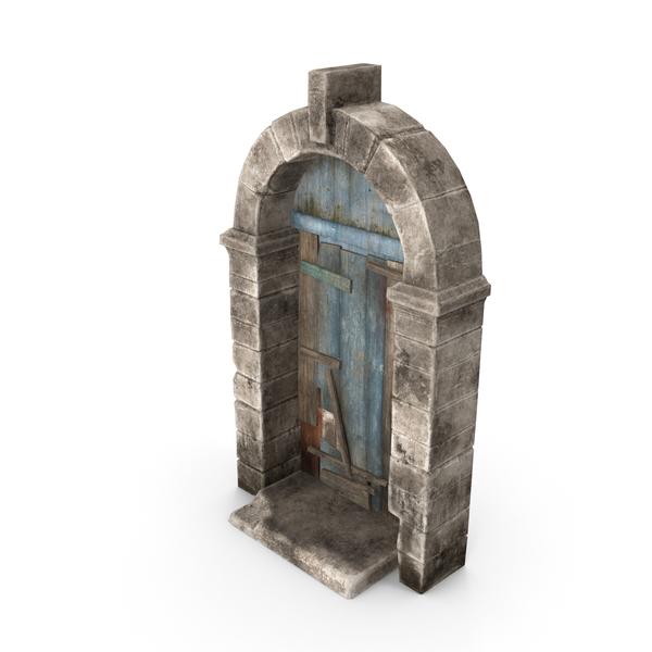 Door Medieval PNG & PSD Images