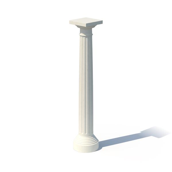 Doric Column PNG & PSD Images