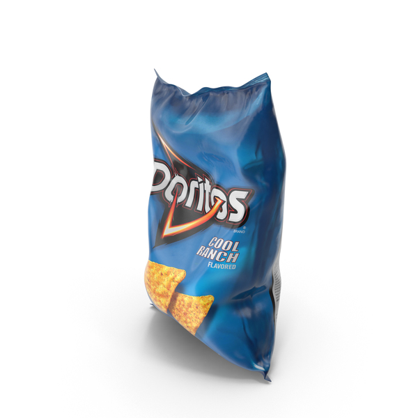 Doritos Cool Ranch Chips PNG & PSD Images