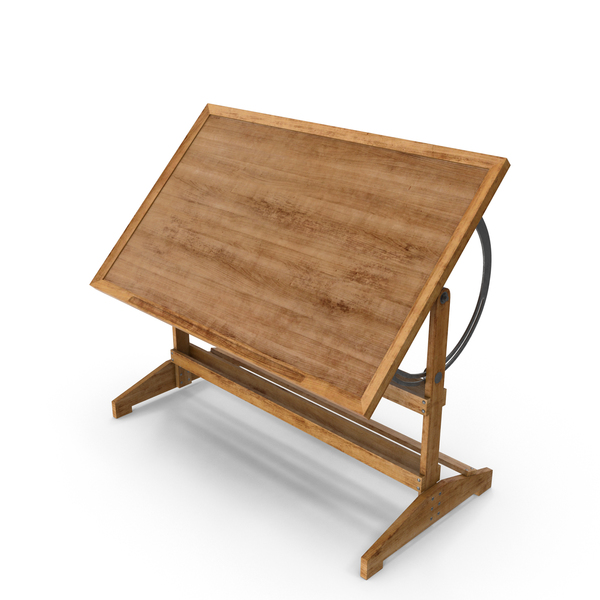 Table: Drafting Desk PNG & PSD Images