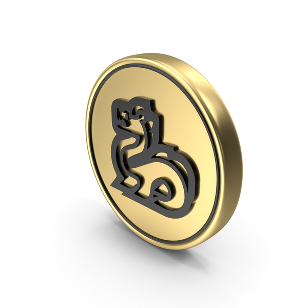 Dragon Coin Logo Icon PNG & PSD Images