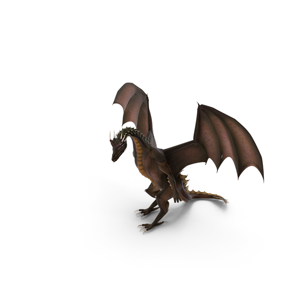 Dragon Standing PNG & PSD Images