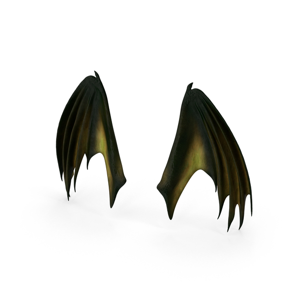 Dragon Wings PNG & PSD Images
