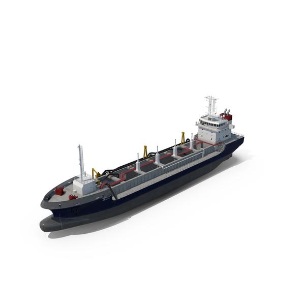 Dredging Vessel PNG & PSD Images