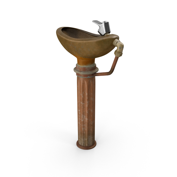 Water: Drinking Fountain PNG & PSD Images