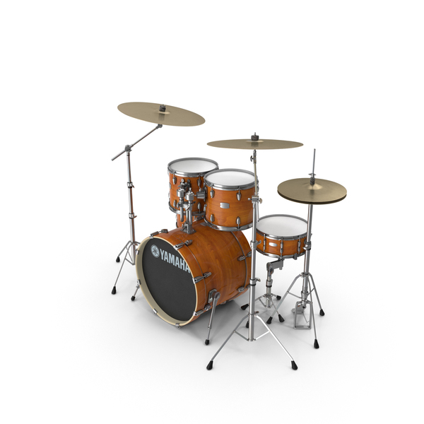 Drum Set PNG & PSD Images