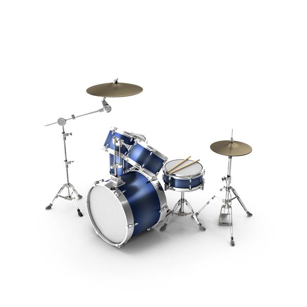 Acoustic Drum Kit: DrumSet PS PNG & PSD Images