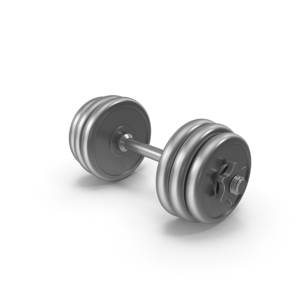 Dumbbell Chrome PNG & PSD Images