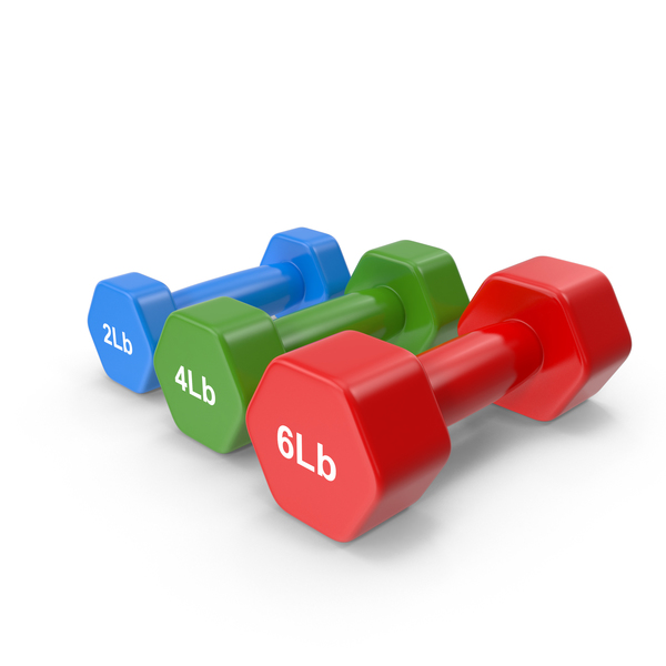 Dumbbell Set PNG & PSD Images