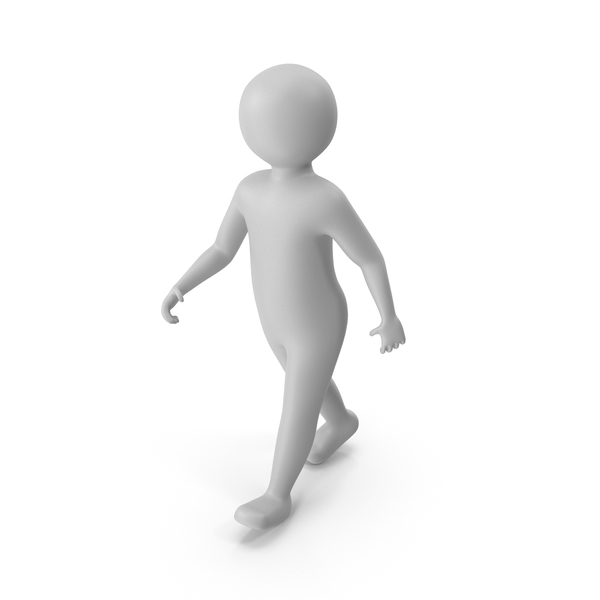 Dummy Man Walking PNG & PSD Images