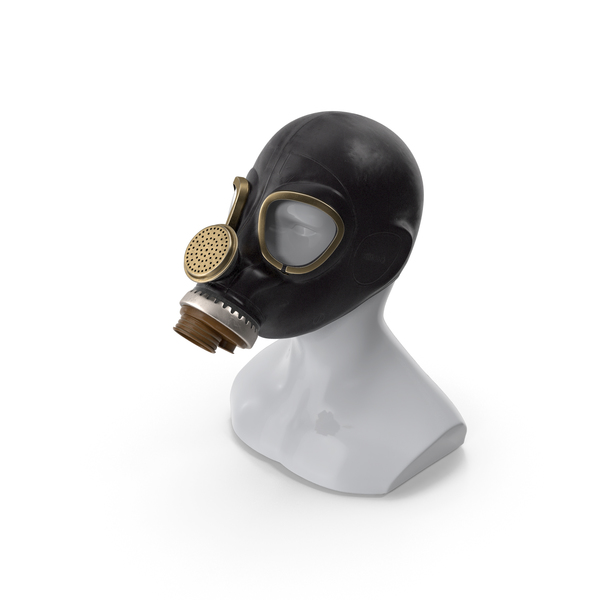 Dummy Toxic Mask PNG & PSD Images