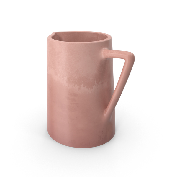 Dune Small Pink Pitcher PNG & PSD Images
