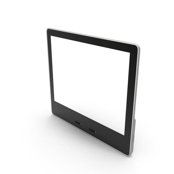 E Book Reader: E-Reader Tablet Generic PNG & PSD Images