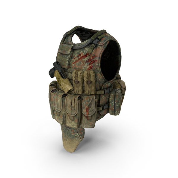 Eagle Industries Tactical Vest PNG & PSD Images