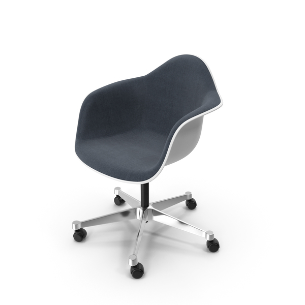 Eames Plastic Armchair PACC PNG & PSD Images