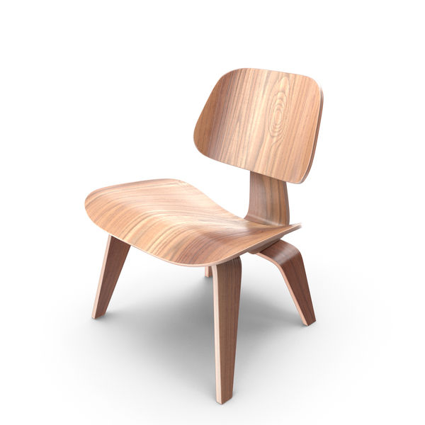 Arm: Eames Plywood Chair PNG & PSD Images