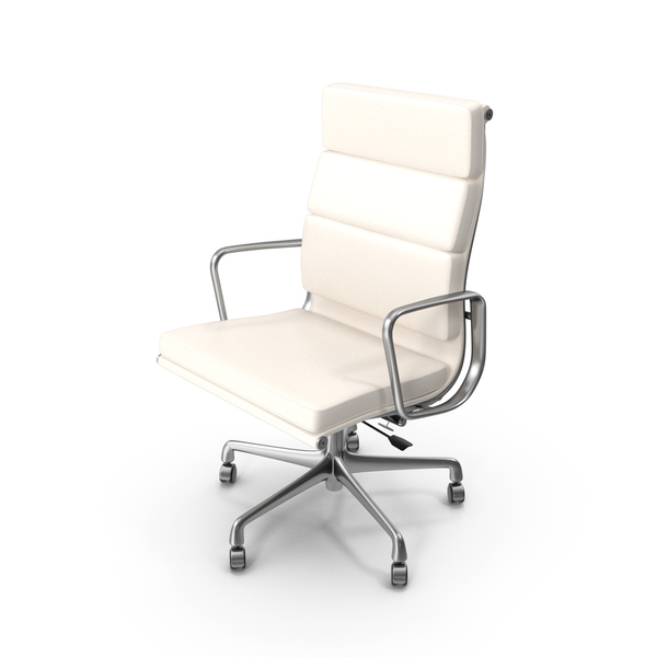 Eames Soft Pad Chair PNG & PSD Images