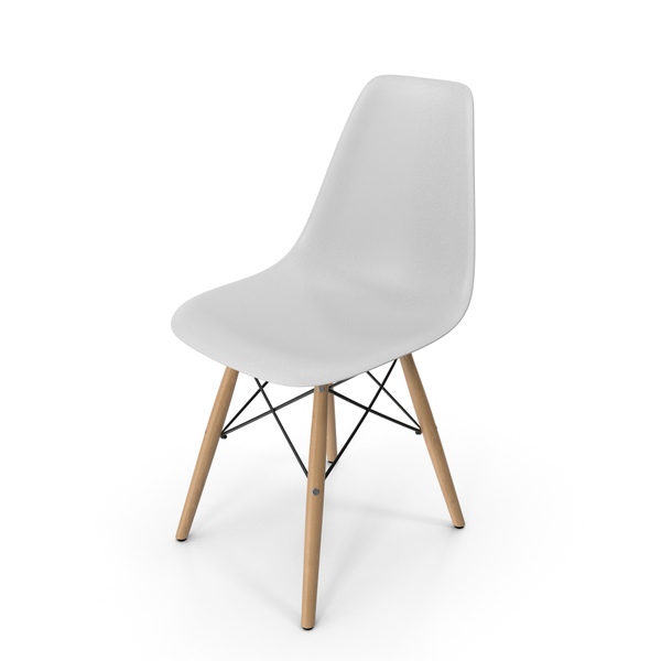 Monobloc: Eames Style Modern Chair PNG & PSD Images
