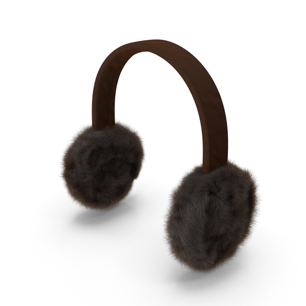 Fashion Accessories: Earmuffs PNG & PSD Images