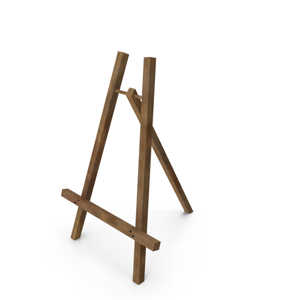 Easel Stand PNG & PSD Images