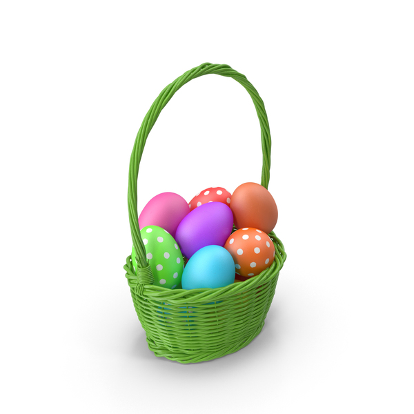 Easter Basket Object