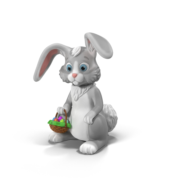Easter Bunny Object