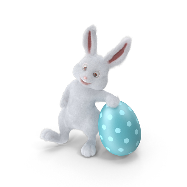 Easter Bunny PNG & PSD Images