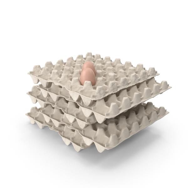 Egg Cartons PNG & PSD Images