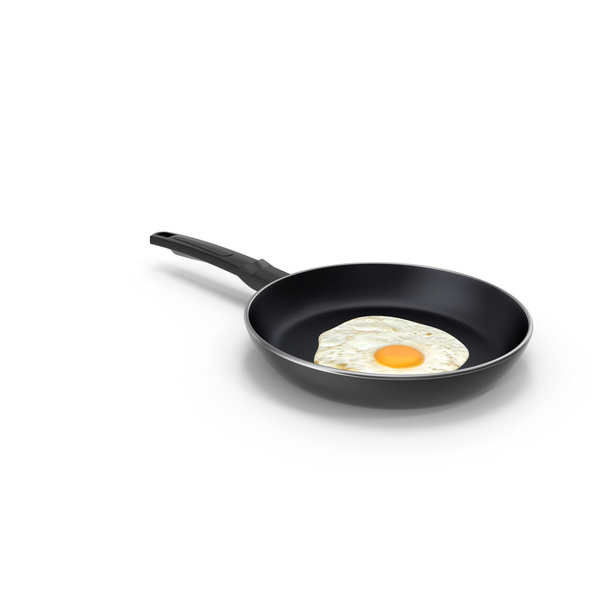 Egg in Pan PNG & PSD Images