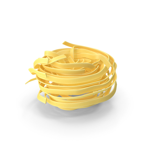 Egg Pasta Nest PNG & PSD Images