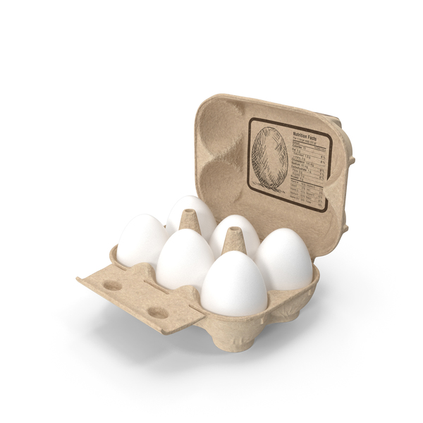 Eggs In Package PNG & PSD Images