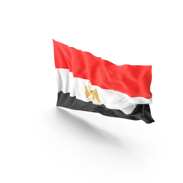 Egypt Flag PNG & PSD Images